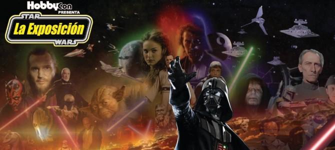 Este sábado 30 de agosto HobbyCon-Star Wars: La Exposición en Viña del Mar