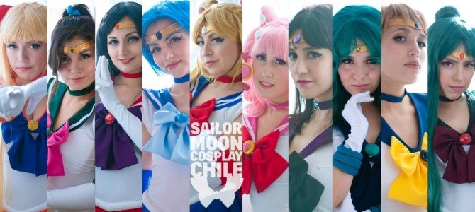 Sailor Moon Cosplay Chile conquista la escena nacional