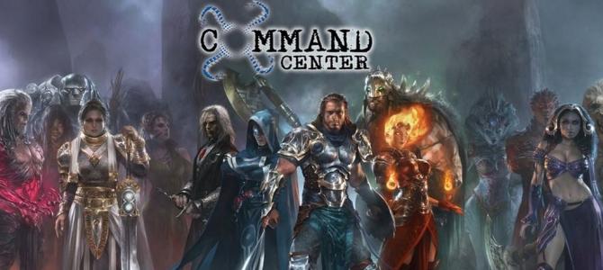 Las novedades que Command Center presentará en HobbyCon