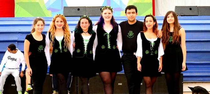 Todo el baile celta de Dancing Clovers este sábado 18
