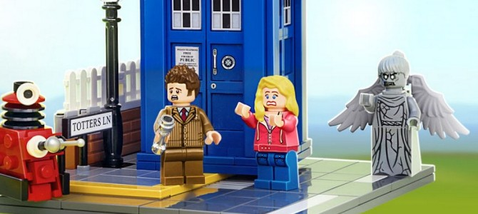 Confirmado set de Lego basado en Dr. Who