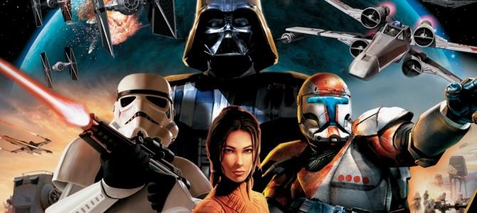 Venta de videojuegos de Star Wars en ayuda a Unicef