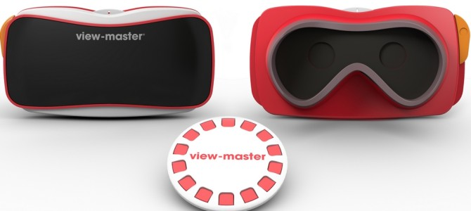 View-Master regresa de manos de Google y Mattel