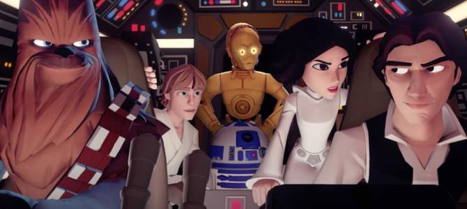 el universo Star Wars en Disney Infinity 3.0