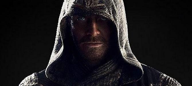 Imagen de Michael Fassbender en película de Assassin's Creed