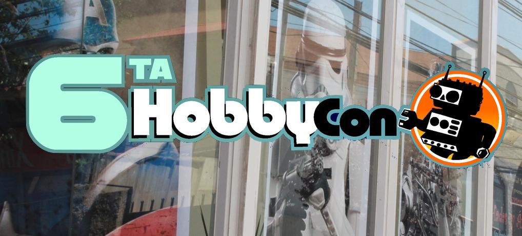 La familia se reúne en HobbyCon 6 este fin de semana