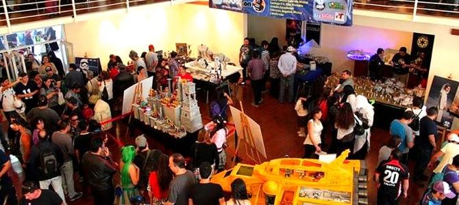 HobbyCon se consolida como lugar de encuentro de fanáticos en Chile