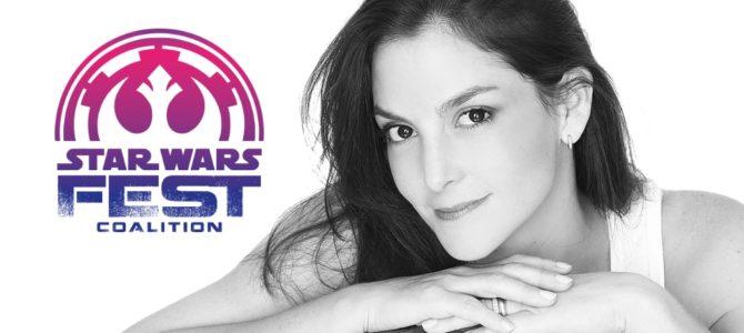 """Actriz de """"Episodio II: El Ataque de los Clones"""" es la invitada internacional de la segunda versión de Star Wars Fest."""